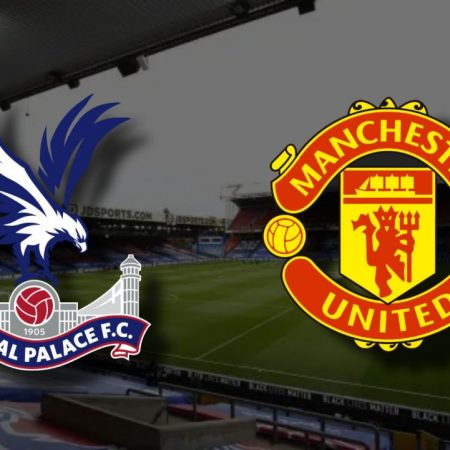 Apostas Crystal Palace x Manchester United Premier League 03/03/21