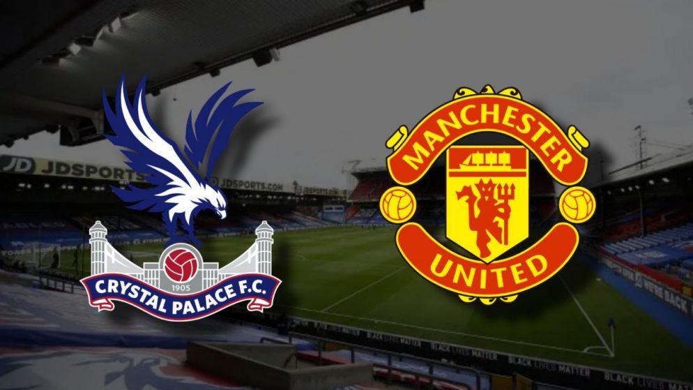 Apostas Crystal Palace x Manchester United Premier League 03/03/21