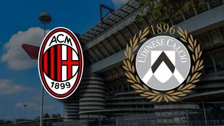 Apostas Milan x Udinese Serie A 03/03/21