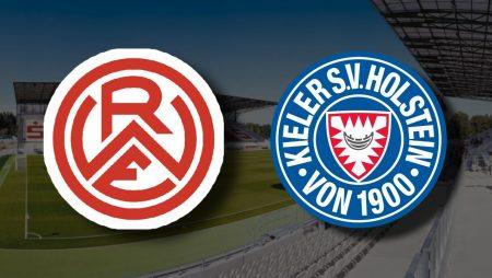 Apostas RW Essen x Holstein Kiel Copa da Alemanha 03/03/21