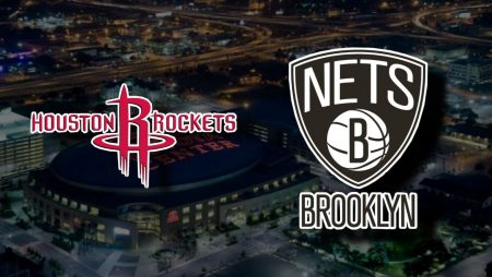 Apostas Houston Rockets x Brooklyn Nets NBA 03/03/21