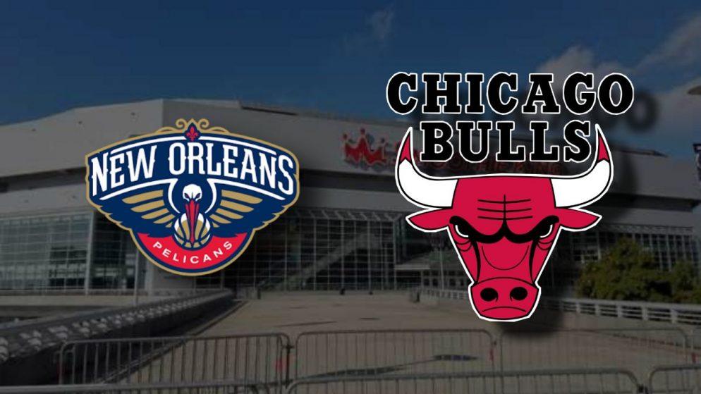 Apostas New Orleans Pelicans x Chicago Bulls NBA 03/03/20