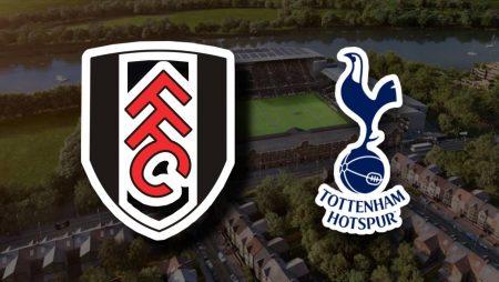 Apostas Fulham x Tottenham Premier League 04/03/21