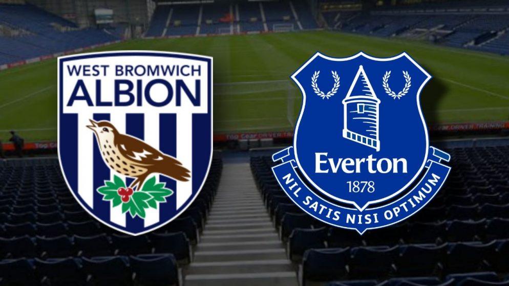 Apostas West Bromwich x Everton Premier League 04/03/21