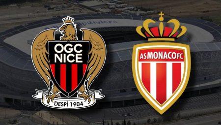 Apostas Nice x Mônaco Copa da França 08/03/21