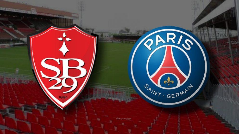 Apostas Brest x Paris Saint-Germain Copa da França 06/03/21