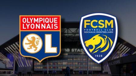Apostas Lyon x Sochaux Copa da França 06/03/21