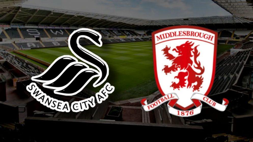 Apostas Swansea x Middlesbrough Championship 06/03/21