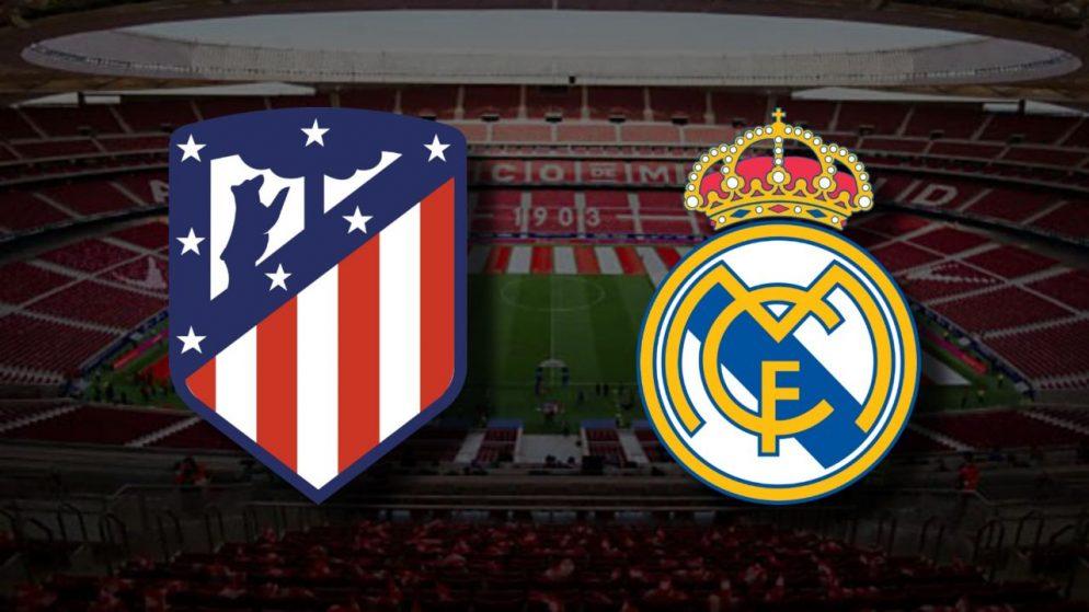 Apostas Atlético de Madrid x Real Madrid La Liga 07/03/21