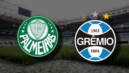 Apostas Palmeiras x Grêmio Final Copa do Brasil 07/03/21