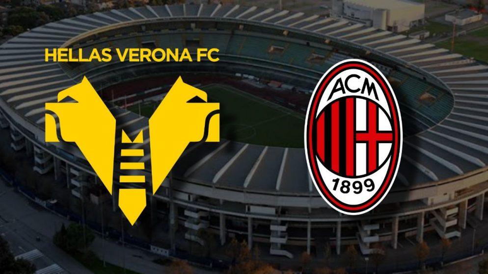 Apostas Verona x Milan Serie A 07/03/21