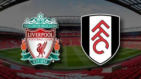 Apostas Liverpool x Fulham Premier League 07/03/21