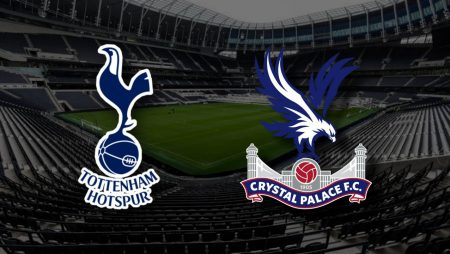 Apostas Tottenham x Crystal Palace Premier League 07/03/21