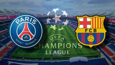 Apostas PSG x Barcelona Liga dos Campeões 10/03/21