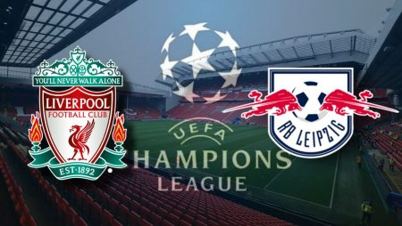 Apostas Liverpool x RB Leipzig Liga dos Campeões 10/03/21