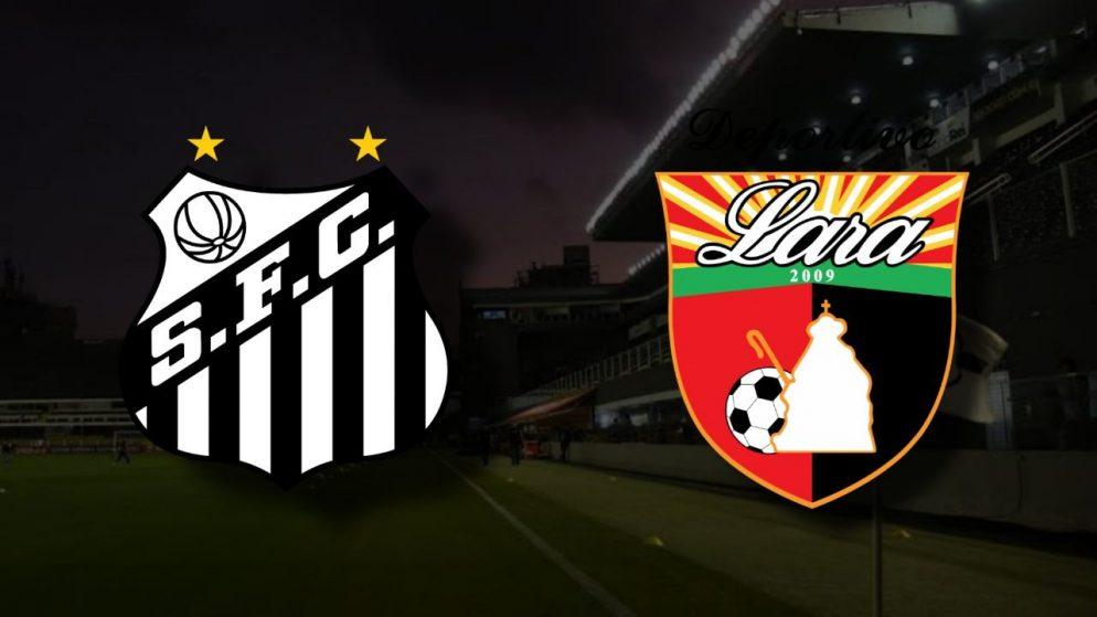 Apostas Santos x Deportivo Lara pré-Libertadores 09/03/21