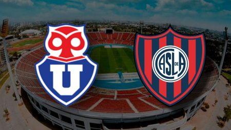 Apostas Universidad de Chile x San Lorenzo pré-Libertadores 10/03/21