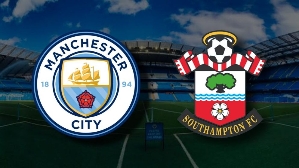 Apostas Manchester City x Southampton Premier League 10/03/21