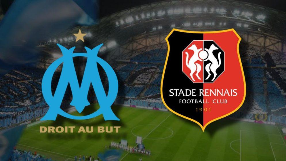 Apostas Olympique de Marseille x Rennes Ligue 1 10/03/21