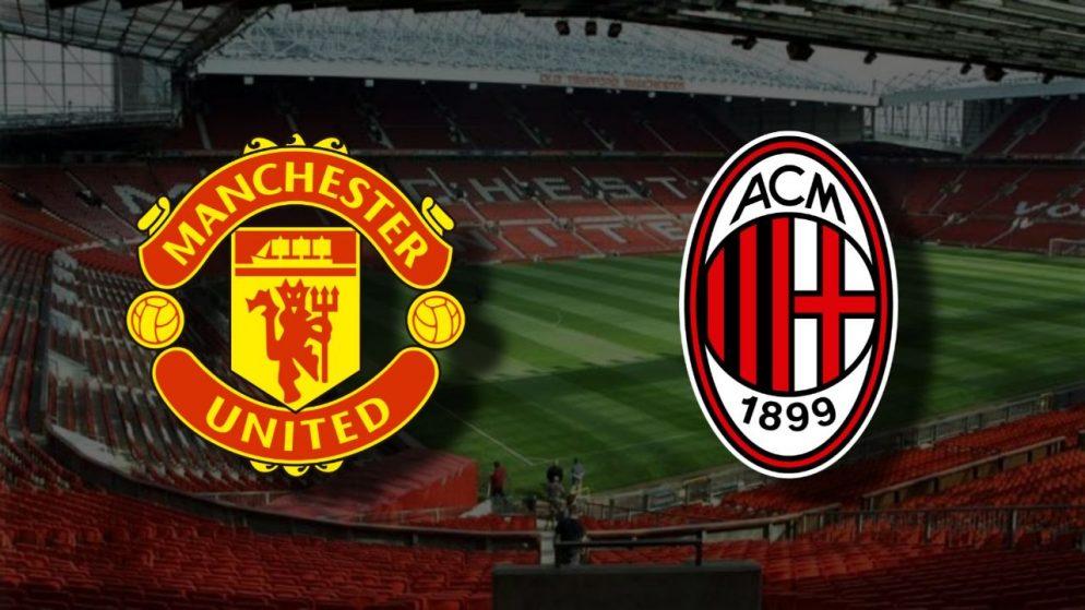 Apostas Manchester United x Milan Liga Europa 11/03/21