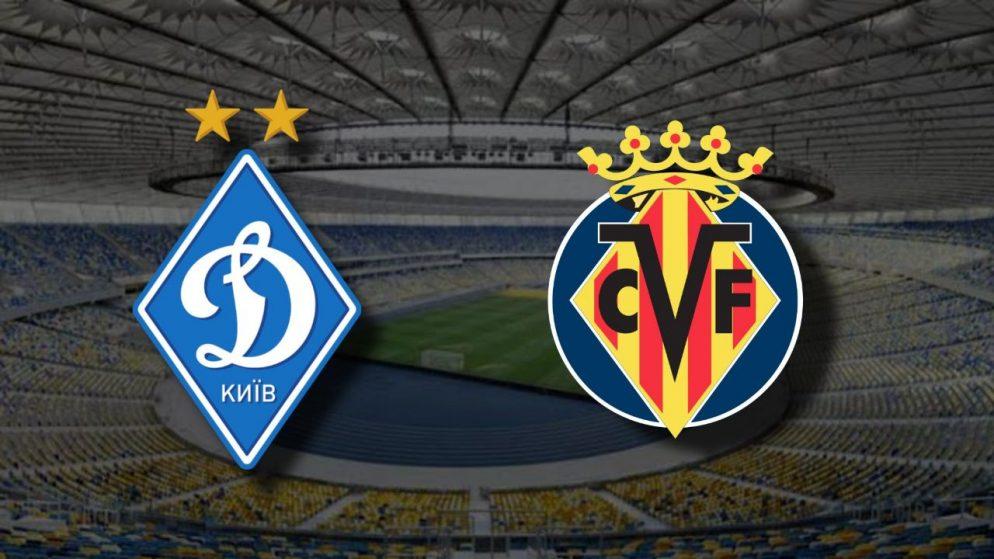 Apostas Dínamo de Kiev x Villarreal Liga Europa 11/03/21