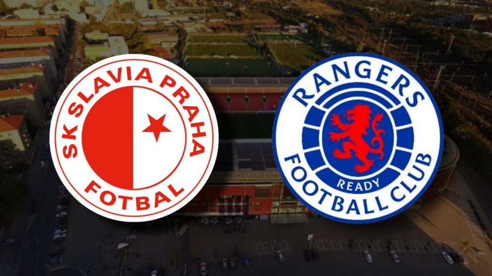 Apostas Slavia Praga x Rangers Liga Europa 11/03/21