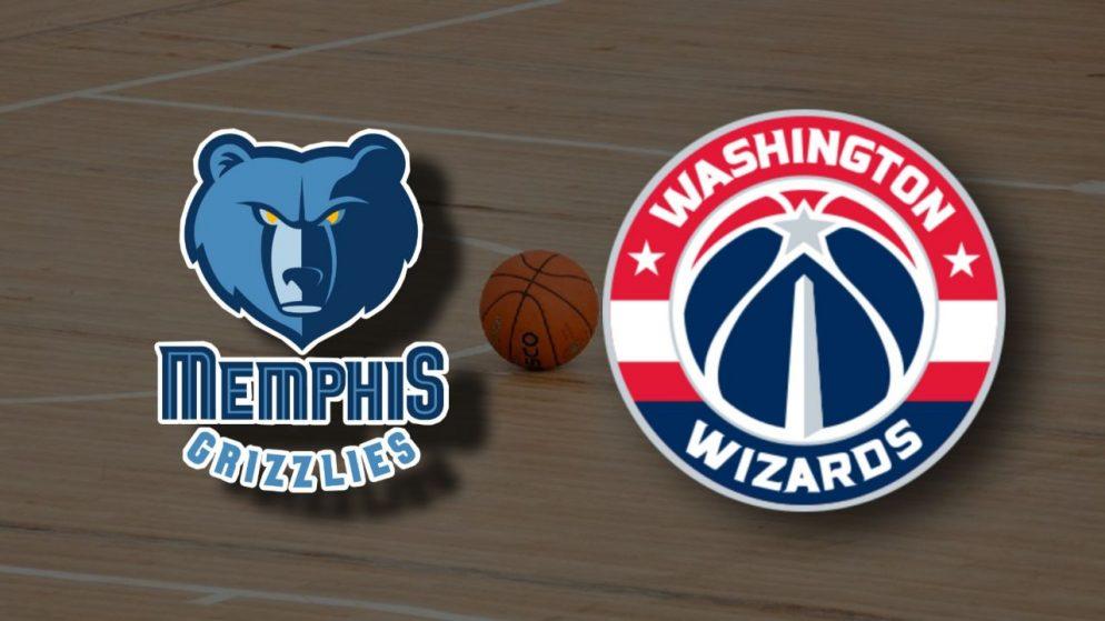 Apostas Memphis Grizzlies x Washington Wizards NBA 10/03/21