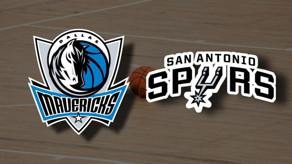 Apostas Dallas Mavericks x San Antonio Spurs NBA 10/03/21