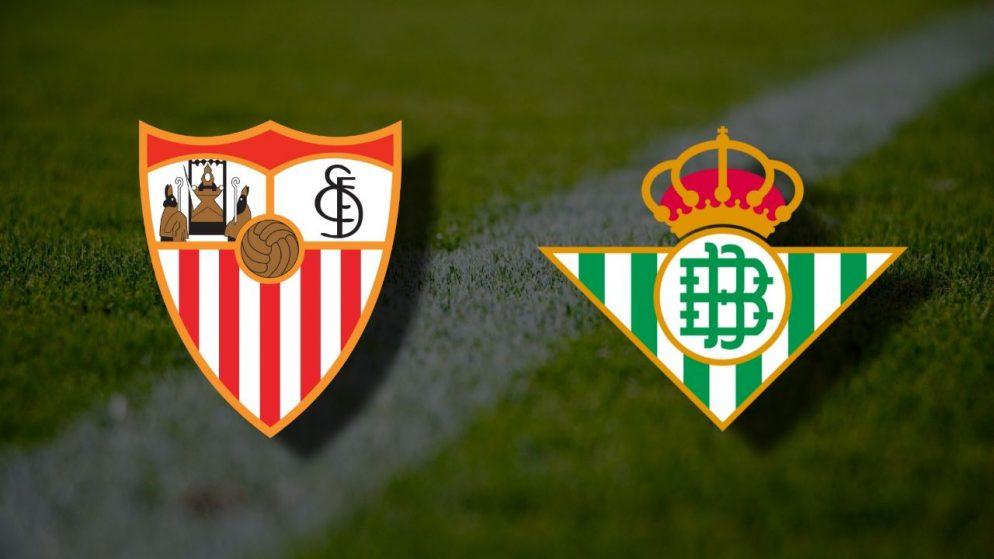 Apostas Sevilla x Real Betis La Liga 14/03/21