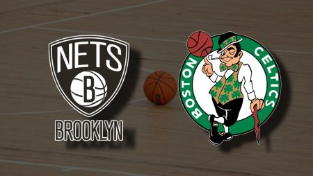 Apostas Brooklyn Nets x Boston Celtics NBA 11/03/21