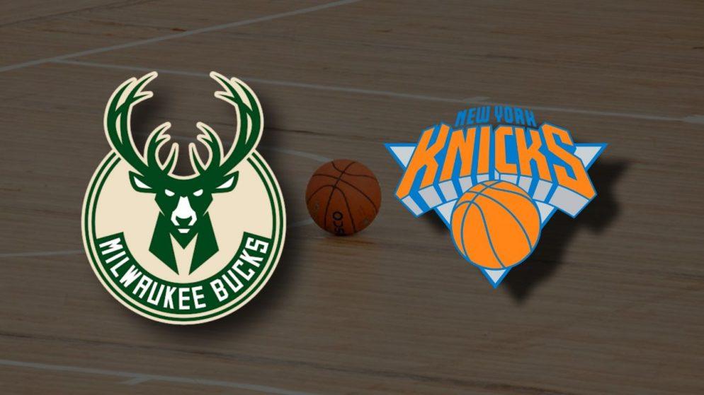 Apostas Milwaukee Bucks x New York Knicks NBA 11/03/21
