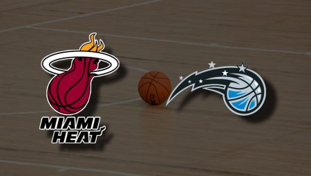 Apostas Miami Heat x Orlando Magic NBA 11/03/21