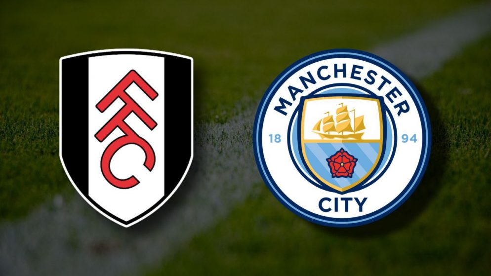 Apostas Fulham x Manchester City Premier League 13/03/21