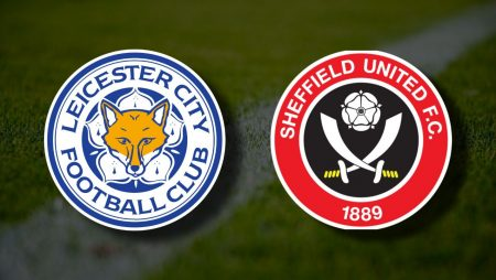 Apostas Leicester x Sheffield United Premier League 14/03/21