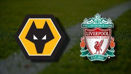 Apostas Wolves x Liverpool Premier League 15/03/21