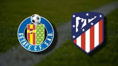 Apostas Getafe x Atlético de Madrid La Liga 13/03/21