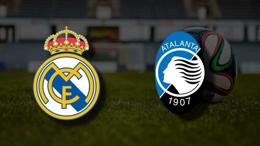 Apostas Real Madrid x Atalanta Liga dos Campeões 16/03/21