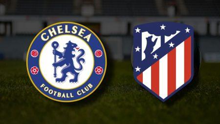 Apostas Chelsea x Atlético de Madrid Liga dos Campeões 17/03/21
