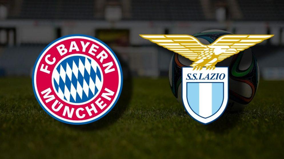 Apostas Bayern de Munique x Lazio Liga dos Campeões 17/03/21