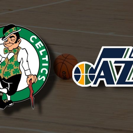Apostas Boston Celtics x Utah Jazz NBA 16/03/21