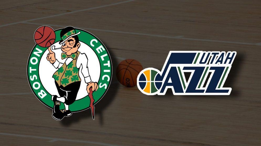 Apostas Boston Celtics x Utah Jazz NBA 16/03/21