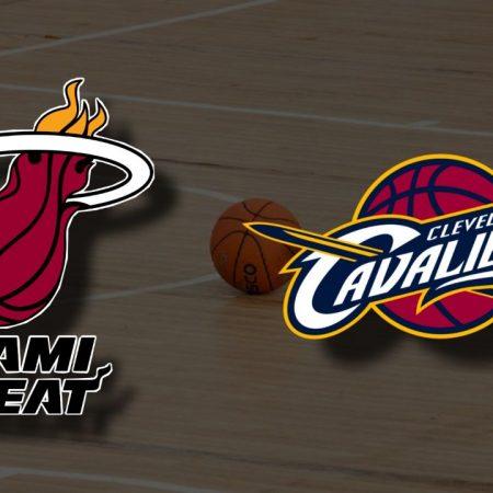 Apostas Miami Heat x Cleveland Cavaliers NBA 16/03/21