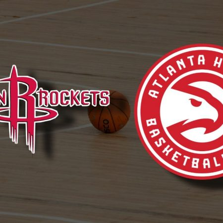Apostas Houston Rockets x Atlanta Hawks NBA 16/03/21