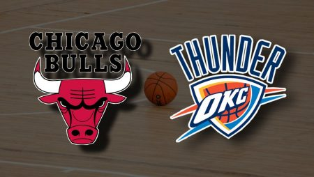 Apostas Chicago Bulls x Oklahoma City Thunder NBA 16/03/21