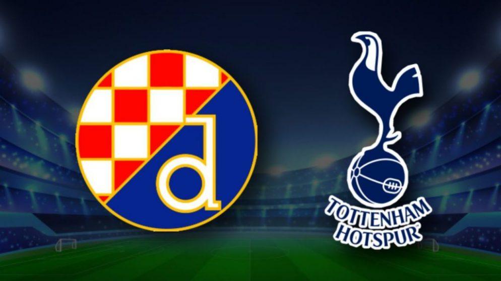 Apostas Dínamo Zagreb x Tottenham Liga Europa 18/03/21