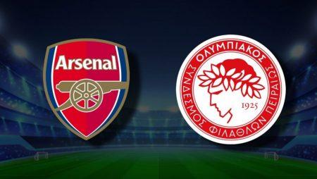Apostas Arsenal x Olympiacos Liga Europa 18/03/21
