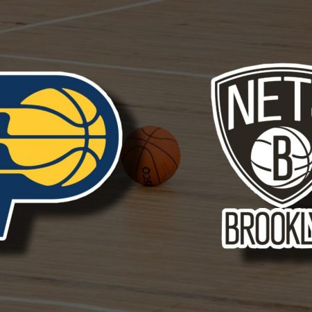 Apostas Indiana Pacers x Brooklyn Nets NBA 17/03/21