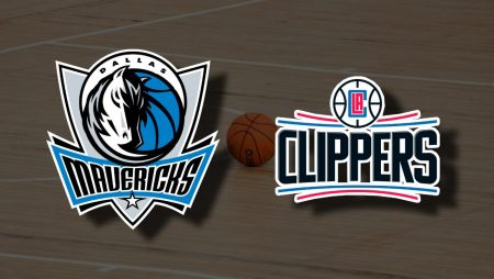 Apostas Dallas Mavericks x Los Angeles Clippers 17/03/21