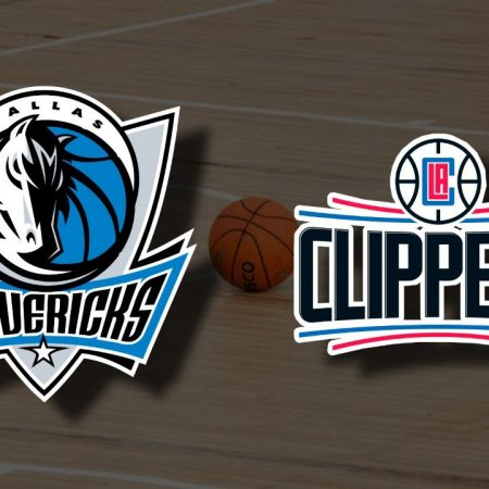 Apostas Dallas Mavericks x Los Angeles Clippers 17/03/21