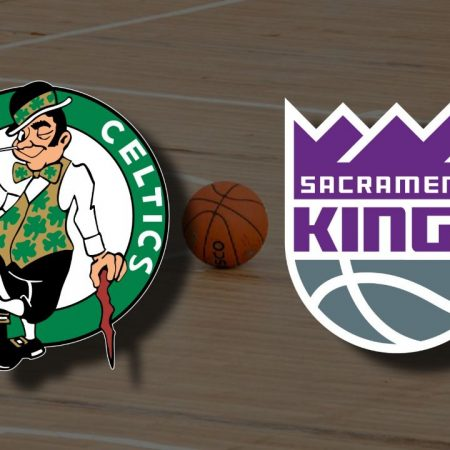 Apostas Boston Celtics x Sacramento Kings NBA 19/03/21